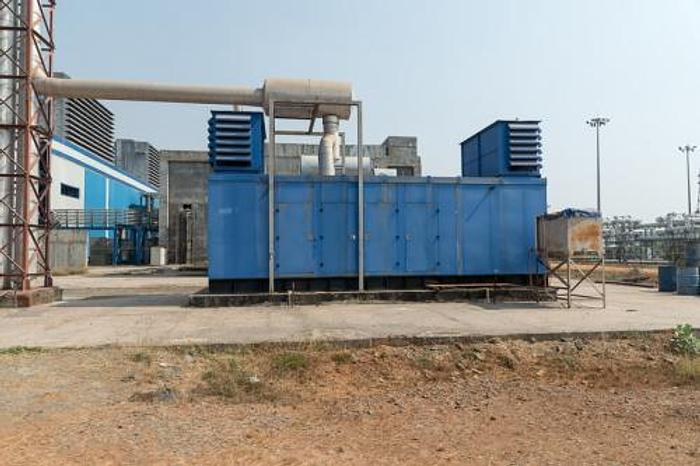 1,500 MW 2011 New GE Frame 9F Natural Gas Generator