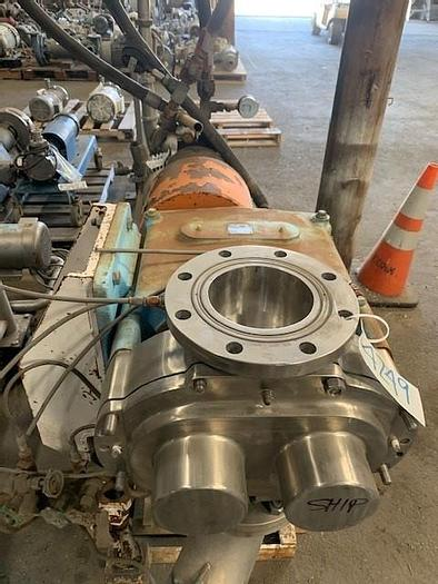Used Waukesha-Cherry-Burrell Model 323 Positive Displacement Pump 323