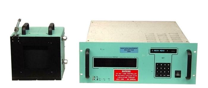 Used Electro Optical 2642H/CFC Temp. Controller w/ CES200-04/CFC Black Body (8989)R