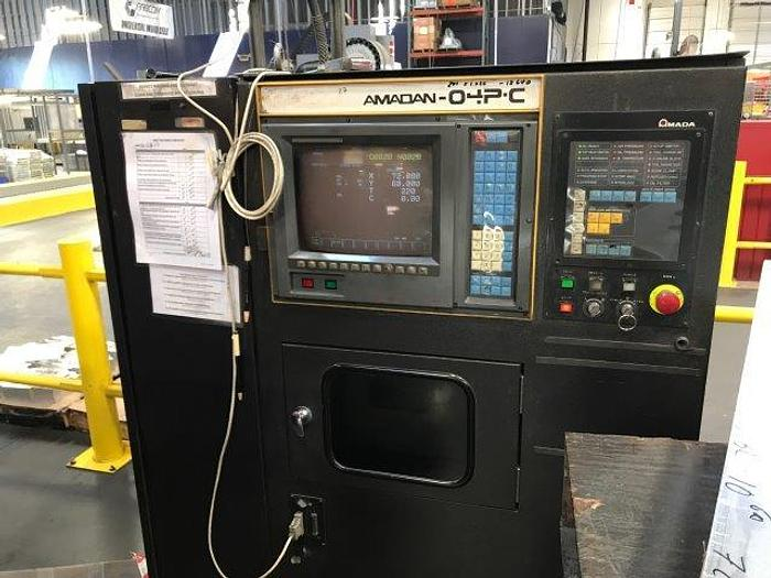 1991 33 Ton Amada Pega 367 CNC Turret Punch