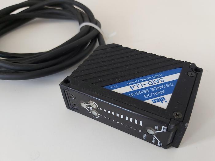Gebraucht Analoger Distanz Erkennungssensor, SA1D LL4, Idec gebraucht