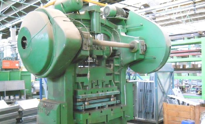 Used Press Trimming DCP6
