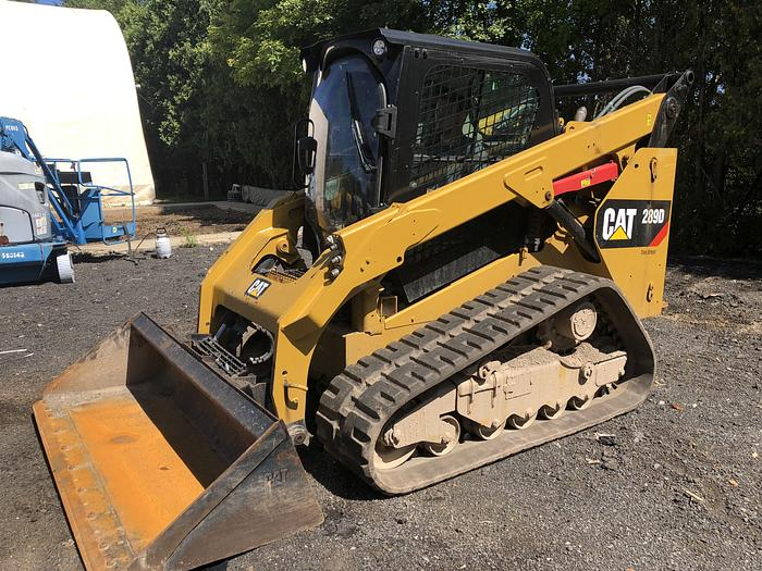 Used 2014 CATERPILLAR 289D