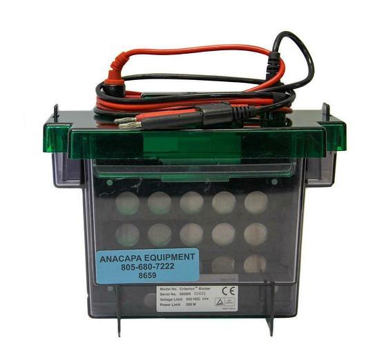Used Bio-Rad Criterion Blotter 560BR Electrophoresis System, 300 VDC, 200Watt (8659)W