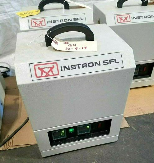 Used INSTRON SFL Severn Furnace Limited Thermal Controller Laser Process Control