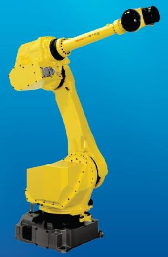 FANUC M710iC/70 FOUNDRY PRO ROBOTIC WET DEBURRING CELL