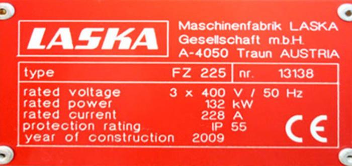 Laska Nano Cut FZ 225