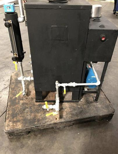 2008 Parker Boiler Steam 15 PSI