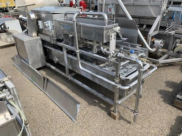 Used Custom Made Overflow Briner Set for 300 x 407 Cans