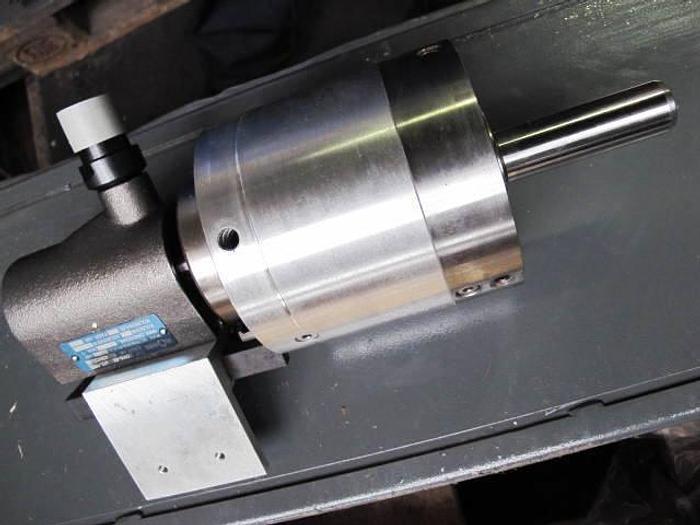 Gebraucht RÖHM Hydraulik-Vollspannzylinder für CNC Drehmaschine zum hydraulischen Spannen