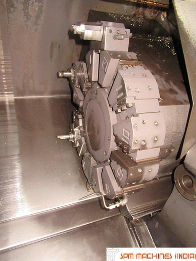 Mazak Quick Turn Nexus 200 CNC Turning - 2005