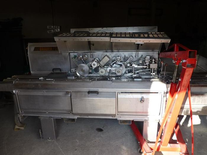 1998 Baader 208 Filleting Machine