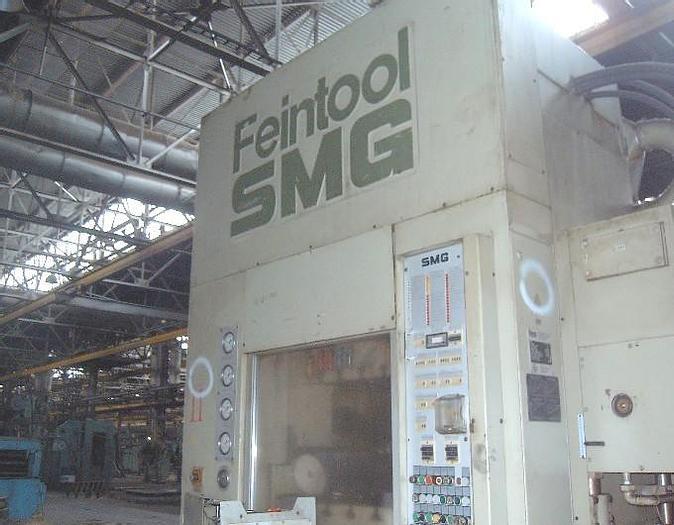 Used SMG Feintool HFA6300