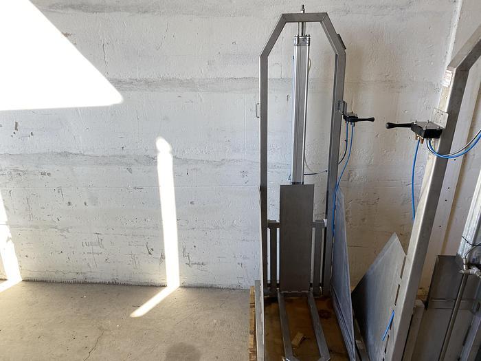 Refurbished #1358 Backlyft 60x40cm