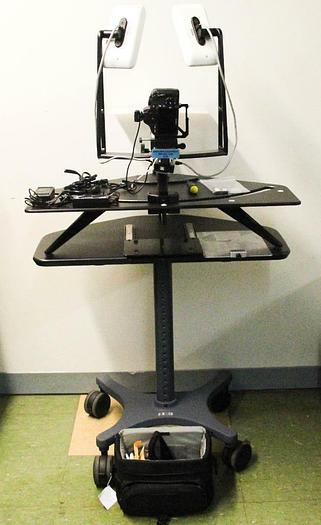 Used Canfield Scientific Canon T2i Anthro Zido 25 Custom Lab Imaging System (6320)