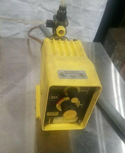 Used LMI Milton Roy Model A161 168S Metering Pump