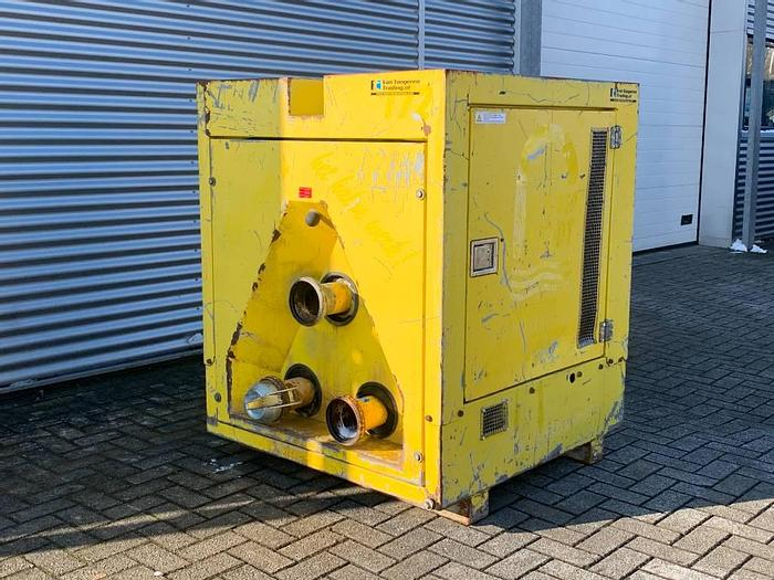 Gebruikt 2005 whede WM50KS with Hatz diesel engine te koop - Nederland