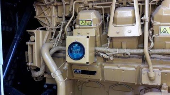 1.82 MW 2012 Used Caterpillar XQ2000 Diesel Generator Sets