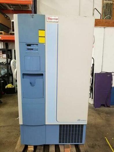 Used Thermo Scientific 8656 UTL Ultra Low Temperature Laboratory Freezer -86