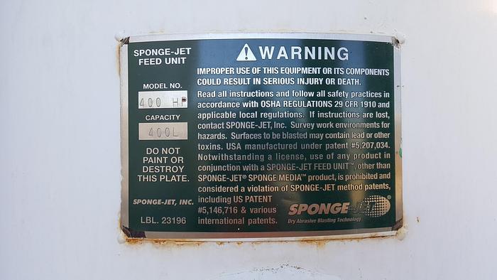 Sponge Blaster