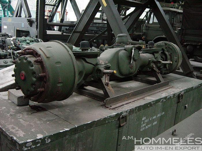 Used MAN VA7-0750-M