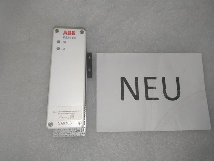 Power supply PS24-Ex SA910S ABB,  neu