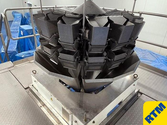 Used Ishida Multihead Weigher