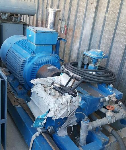 Usata Impianto Pompa alta pressione, WOMA 1502 P40