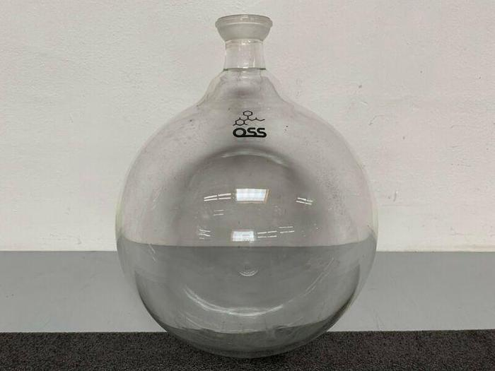 """Used OSS Laboratory Collection Flask w/ 2.25"""" Opening"""