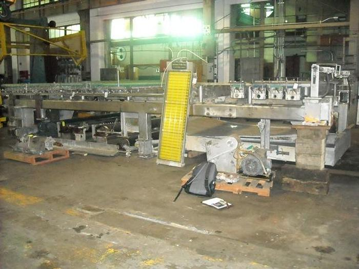 """Used 109"""" (2.77M) SLICE WET END FOURDRINIER AND HEADBOX"""