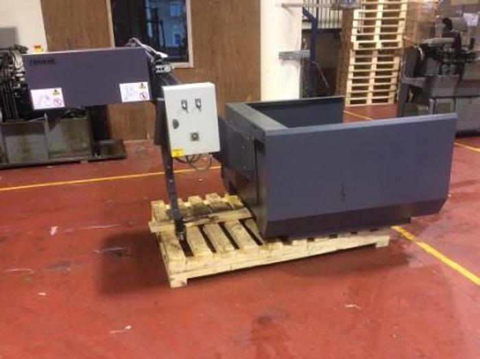 Used 2017 Cromar L32 ComBi 500 Swarf Conveyor