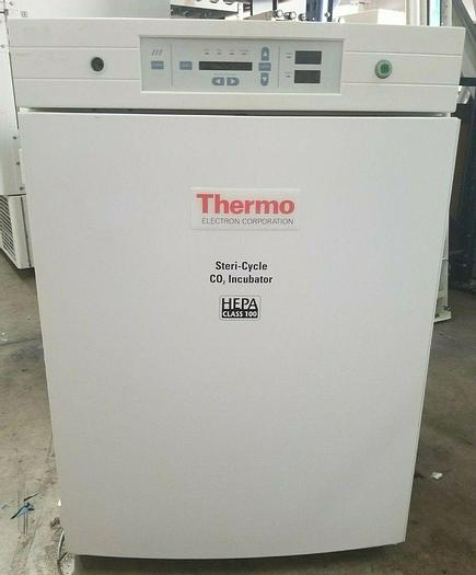 Used Thermo Scientific 370 Steri-Cycle Co2 Air Jacketed Incubator