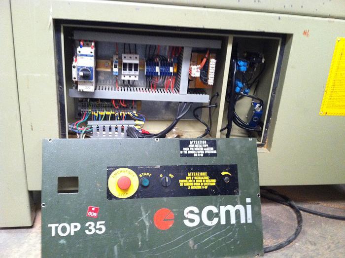 SCMI TOP 35 HORIZONTAL/VERTICAL BORING MACHINE – CONSTRUCTION LINE