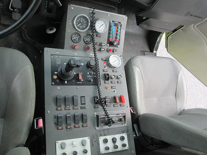 1997 International 4800 Airport Crash Truck