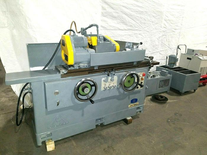 Used Jackmill JMC 600H Universal Automatic Cylindrical Grinder Super Precision