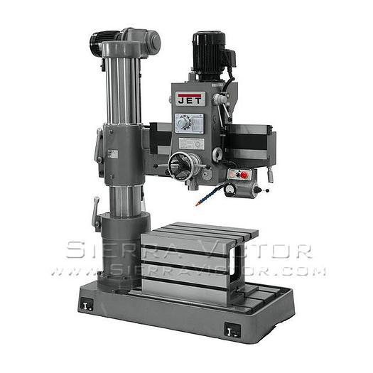 JET J-720R Radial Drill Press 230/460V 320033