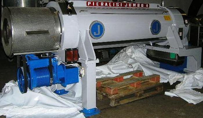 Refurbished PIERALISI decanter, type JUMBO 4