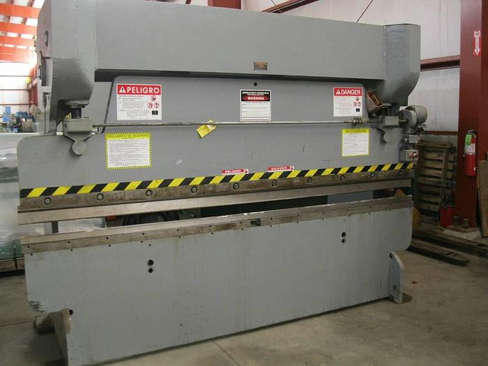 Used 55 Ton x 10' CHICAGO (DREIS & KRUMP) Mechanical Press Brake