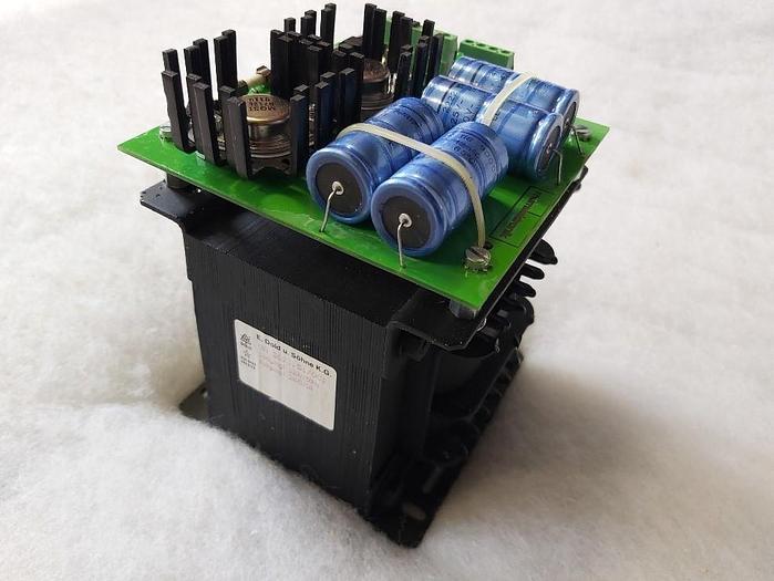 Transformator, 220V -> 24VG/5A, OA 3021.51/001, Dold und Söhne,  neu