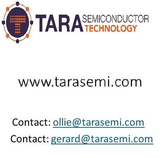 Tarasemi Spare Parts and components for sale