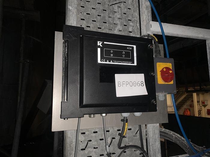 Used K-TRON KCM