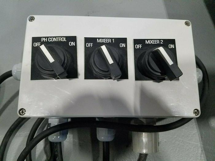 Used Switch Box Controller Pre Wired two position