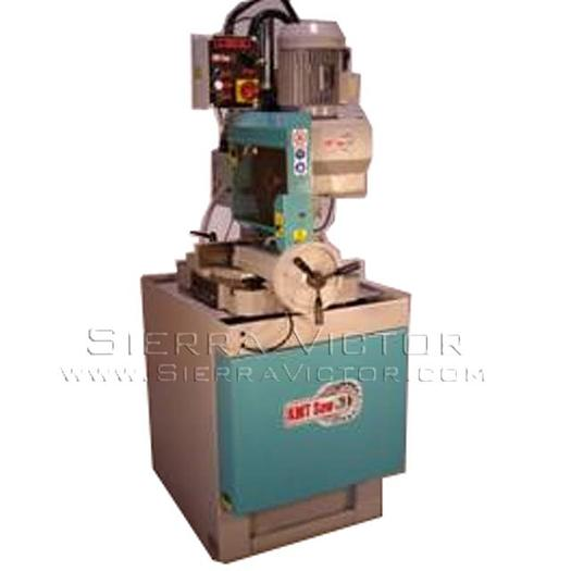 KMT SAW Vertical Column Semi-Auto Cold Saw: C 360 SA