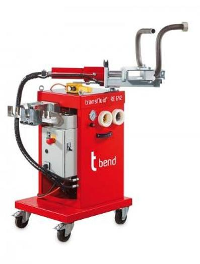Transfluid Mobile tube bending Work-Station machines