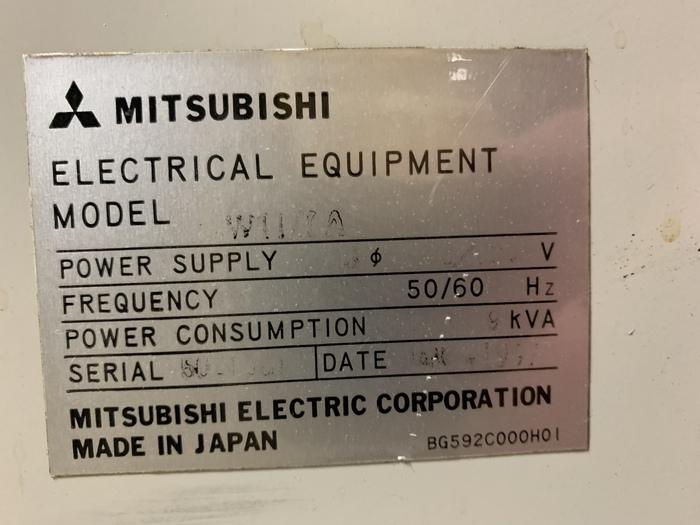 MITSUBISHI DWC200HA WIRE EDM