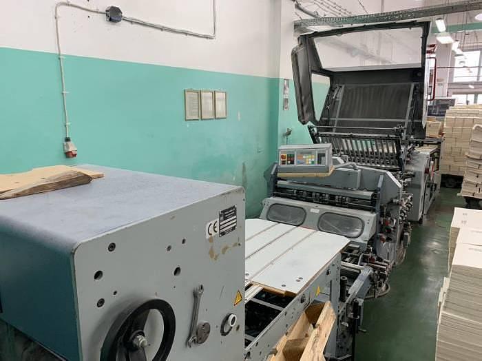 Used Stahl KD 78 4 KLL RD T