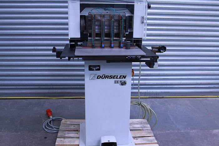 Used Durselen PB-04 4 Headed Paper Drill