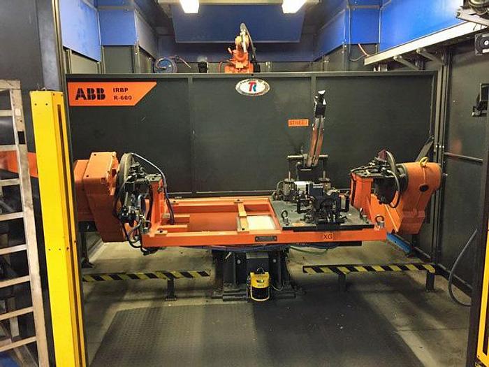 Used 2012 ABB Flex-Arc 600R
