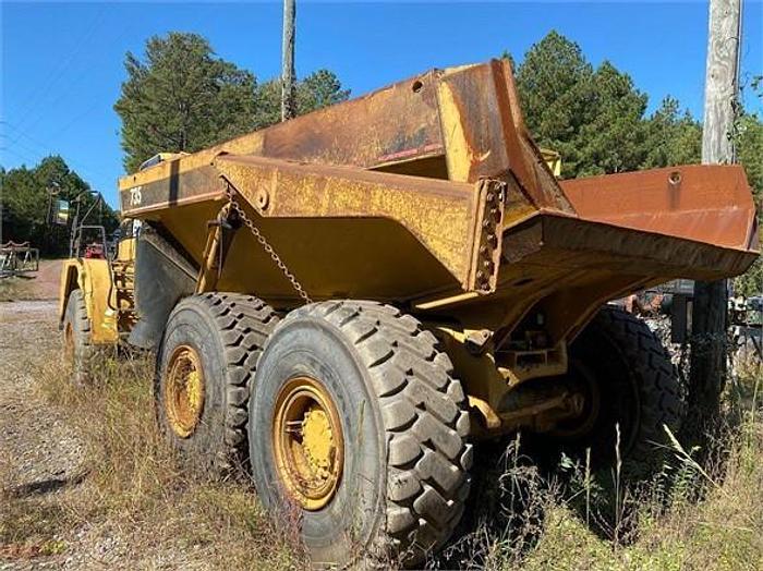 Used 2006 CATERPILLAR 735