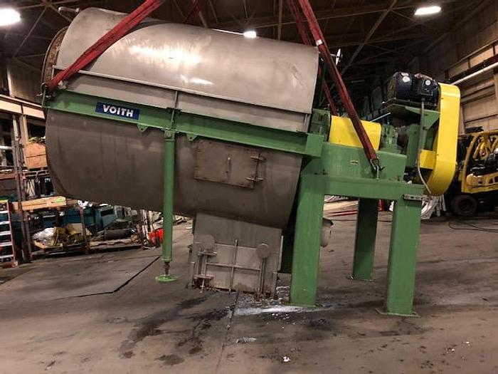 Used VOITH MDL STP2F SCRN ROTARY  DRUM SCREEN   2008